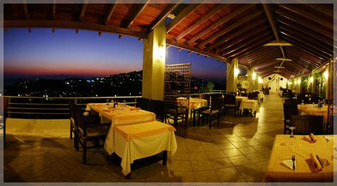 Armonia A'la Carte Restaurant